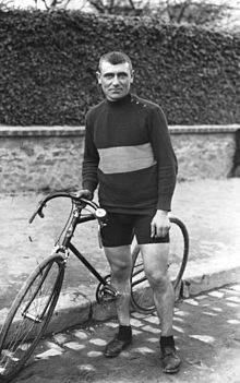 Eugène Christophe won the fourth running of Milan–San Remo
