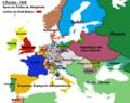 Europe après les Traités de Westphalie - 1648.png