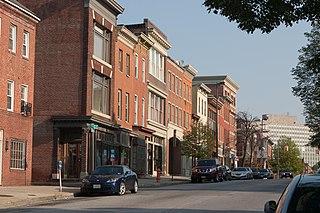 Seton Hill Historic District