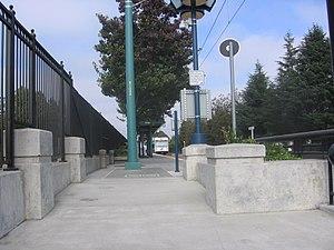 Evelyn station