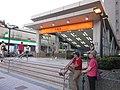 Exit 2, Danfeng Station 20160808.jpg