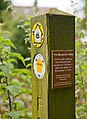 Explanatory sign for The Monarch's Way - geograph.org.uk - 955951.jpg