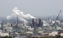 Exxon Mobil oil refinery - Baton Rouge, Louisiana.jpg