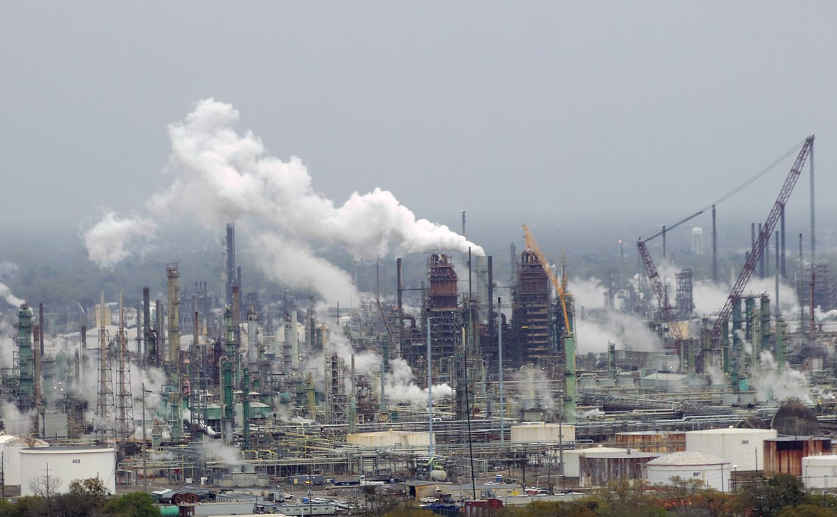 Pictures from No. 1 Refinery