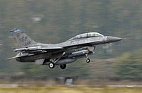 F-16D 480th FS taking off Bulgaria 2010.jpg