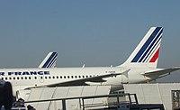 F-GRHK - A319 - Air France