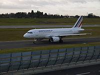 F-GRHL - A319 - Air France