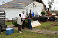 FEMA - 44088 - FEMA Community Relations Workers at Church in Mississippi.jpg