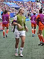 FIFA Women's World Cup 2019 Final - US substitutes warming up (5).jpg