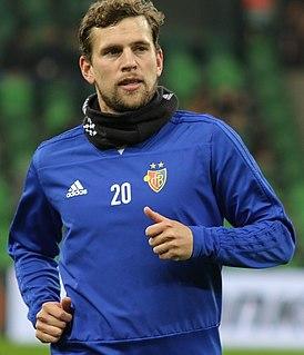 Fabian Frei Swiss footballer