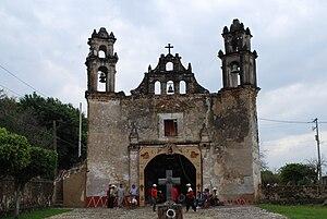 Tlayacapan - Capilla Santiago