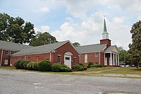 Fair Oaks United Methodist Church, Cobb County, GA April 2017.jpg