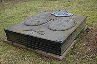 Familien Kjerulf, gravminne på Vår Frelsers gravlund, Oslo, bilde 2.JPG