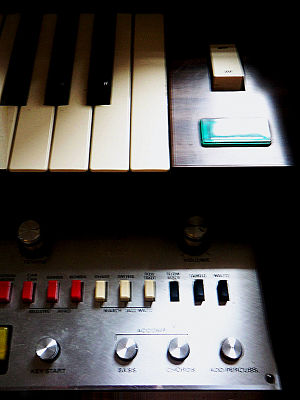 Farfisa - Farfisa made in Ancona, Italy