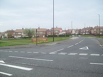 Farringdon, Sunderland - Image: Farringdon, Sunderland