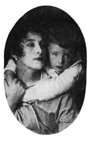 Felix Ziegel - Nadezhda and Felix Ziegel. 1925