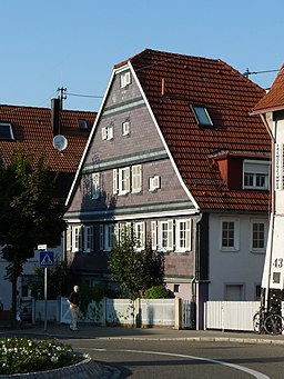 Vordere Straße in Fellbach