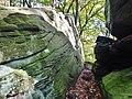 Felsenmeer, steinernes Meer im Naturpark und Biosphärenreservat Pfälzerwald - panoramio (2).jpg