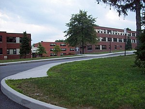 Saint Francis University - Image: Female dorms at Saint Francis University