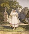 Femme de Merida Yucatan 1830s.jpg