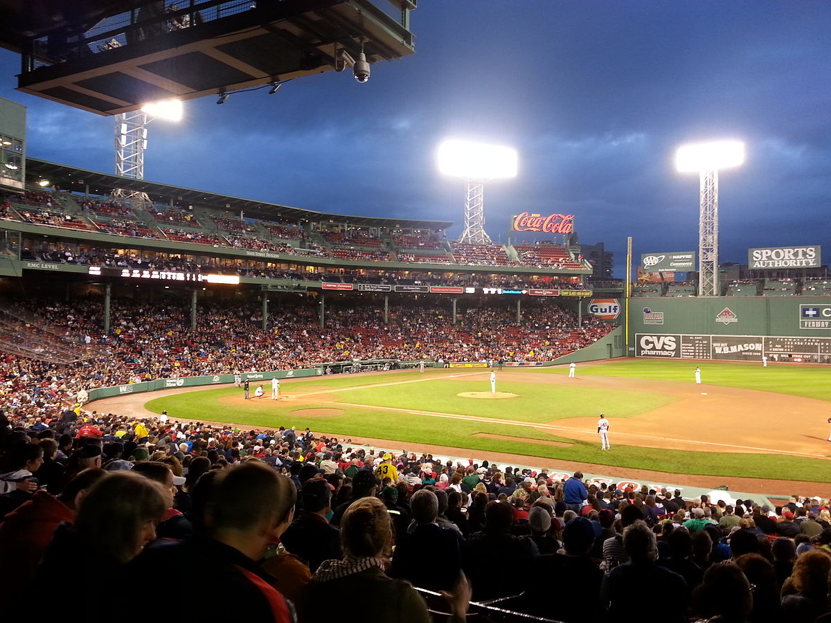 Sports In Boston Wikipedia - 10 of the worlds oldest active sports stadiums