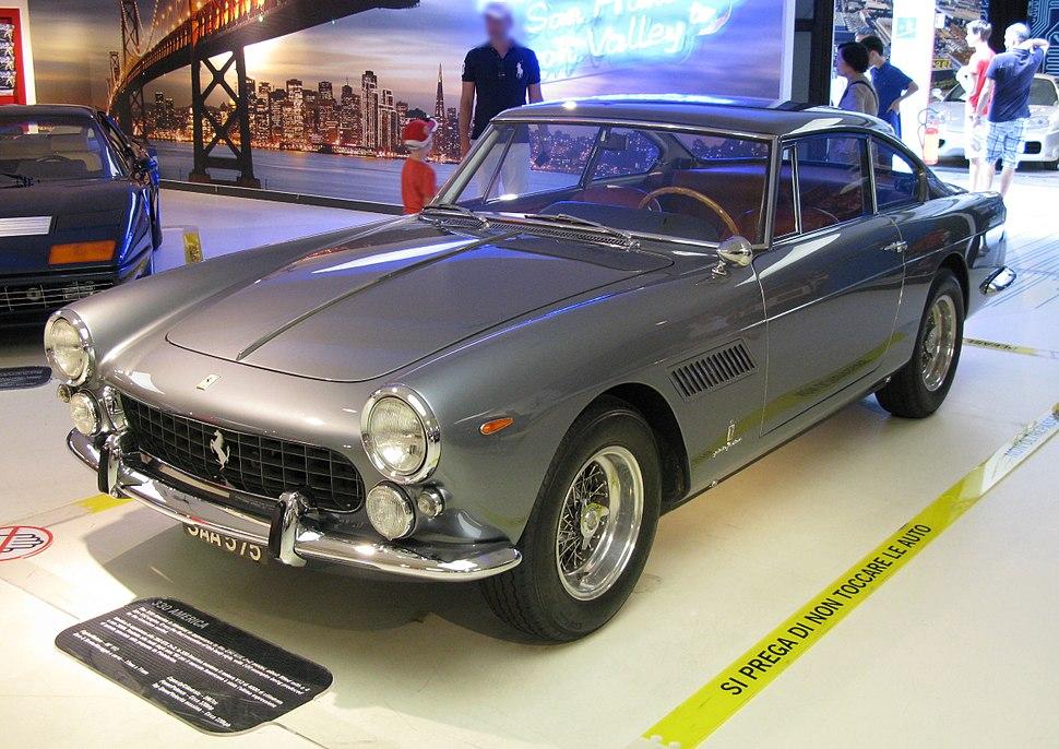 Ferrari 330 America fl