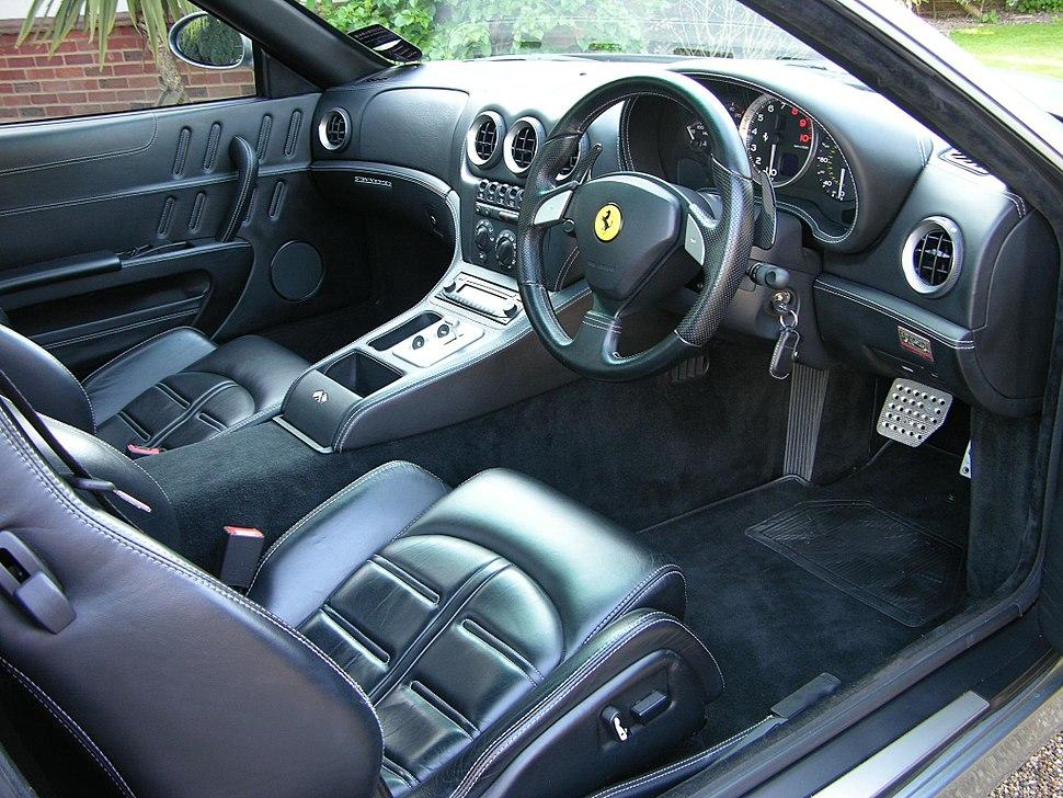 Ferrari 575 Maranello F1 - Flickr - The Car Spy (25)