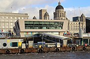 Pier Head Ferry Terminal, Liverpool