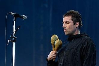Liam Gallagher - Gallagher In 2018