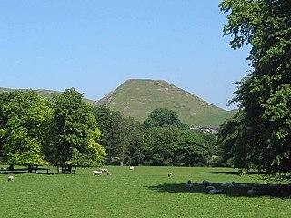 Thorpe, Derbyshire village and civil parish in Derbyshire Dales district, Derbyshire, England