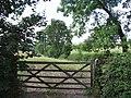 Fields by Red Lodge Farm - geograph.org.uk - 207782.jpg