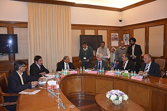 Fifteenth Finance Commission - Image: Fifteenth Finance Commission meeting
