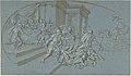 Fight Between Perseus And Phineus in the Palace of Cephus MET DP802343.jpg