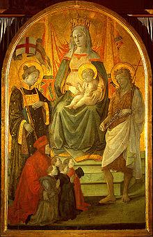 Madonna del Ceppo, Museo Civico di Prato
