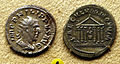 Filippo l'arabo, emissione per il millennio di storia romana, 248 dc.JPG
