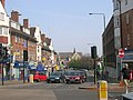 Finchley Lane at its Junction with Brent Street, London NW4 - geograph.org.uk - 404482.jpg