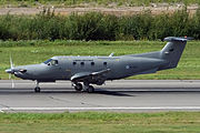 Finnish Air Force, PI-04, Pilatus PC12-47E (16455503742).jpg