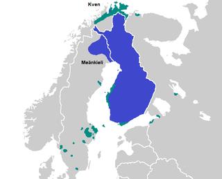 Finnish language Uralic language mostly spoken in Finland