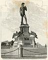 Firenze Viale dei Colli monumento sul piazzale Michelangelo.jpg