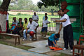 First Aid and Emergency Management Session - Summer Camp - Nisana Foundation - Sibpur BE College Model High School - Howrah 2013-06-08 9074.JPG