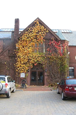 English: Fitchburg Art Museum, Fitchburg Massa...