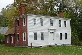 Candia, New Hampshire - Image: Fitts Museum, Candia, NH