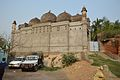 Five Bay With Three Dome Masjid - Lalbagh - Murshidabad 2017-03-28 6524.JPG