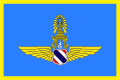 Flag for Commander-in-Chief of the Royal Thai Air Force.svg
