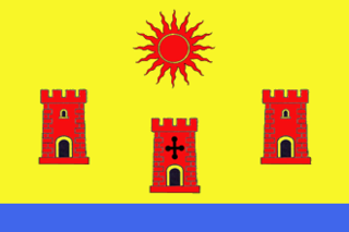 Флаг Новомихайловского городского поселения