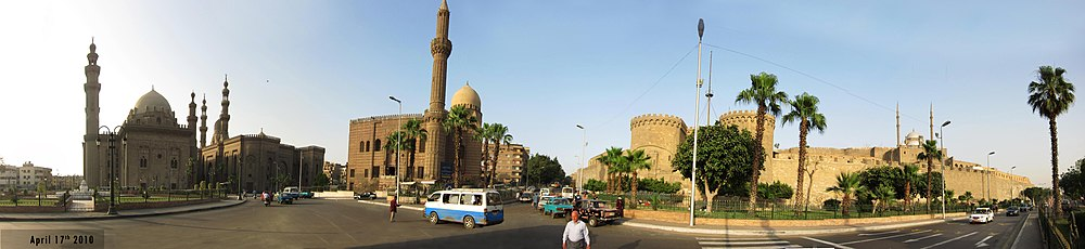 Flickr - HuTect ShOts - Sultan Hassan, Al Rifai and Al Mahmoudia Mosques and Citadel of Salah El.Din - Cairo - Egypt - 17 04 2010.jpg