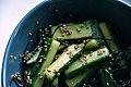 Flickr - cyclonebill - Tangsalat med agurk og sesam.jpg