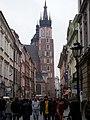 Florianska and St Mary's Basilique - panoramio.jpg