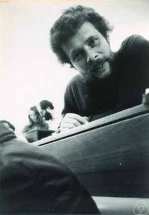 Floris Takens - Floris Takens in 1980 (photo from Mathematical Research Institute of Oberwolfach)