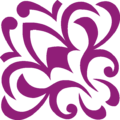 FlowerS Ornament Purple Up Left.png
